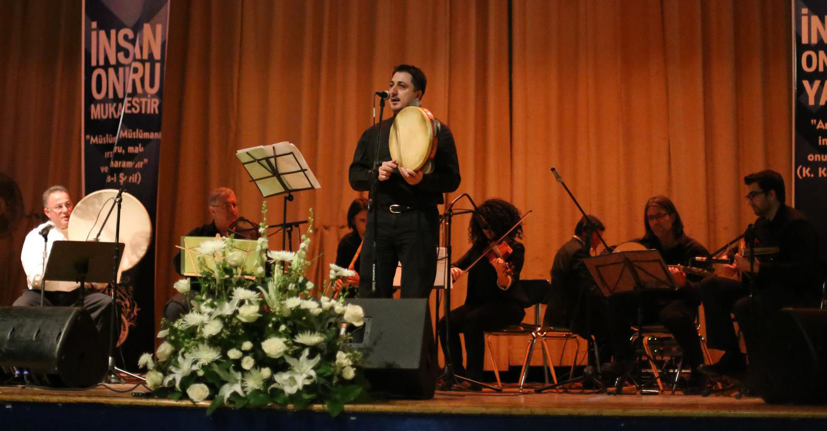Kutlu Dogum Concert by Ahmet Erdogdular