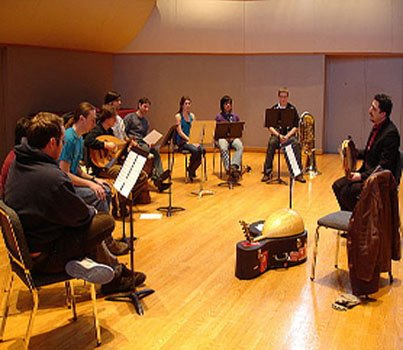 5th Annual Turkish Music Institute Workshop