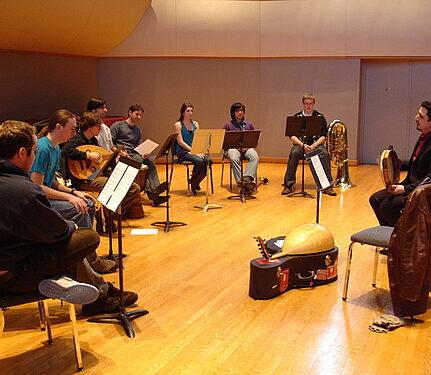 4th Annual Turkish Music Institute Workshop / April 13-17, 2015