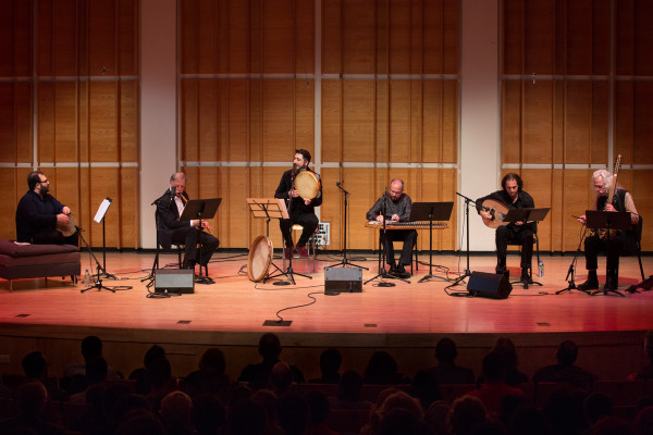 Heart of the World, Masters Concert April 2015, Makam New York