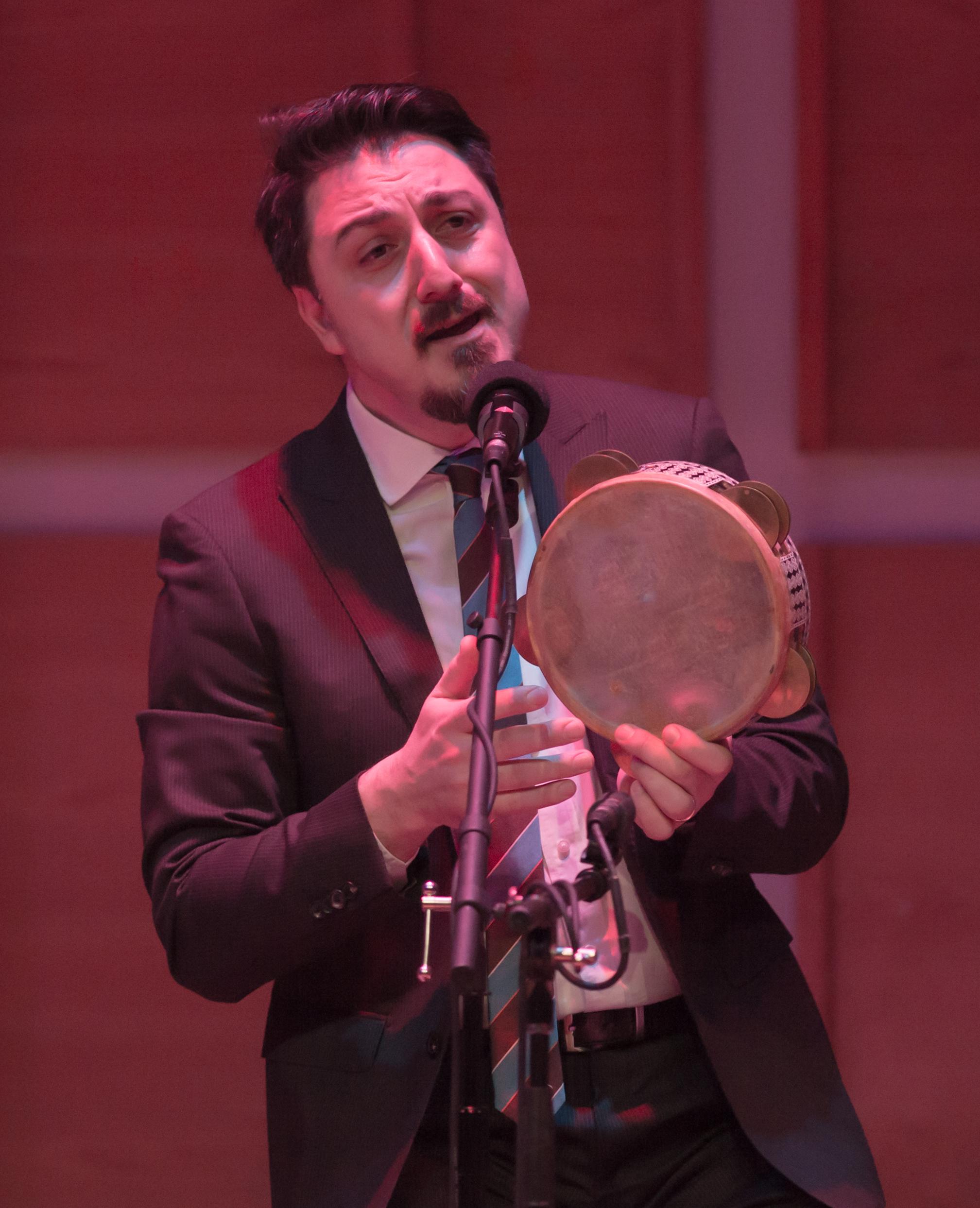 Concert, Mediterranean Crossings, Kurdilihicazkar fasil
